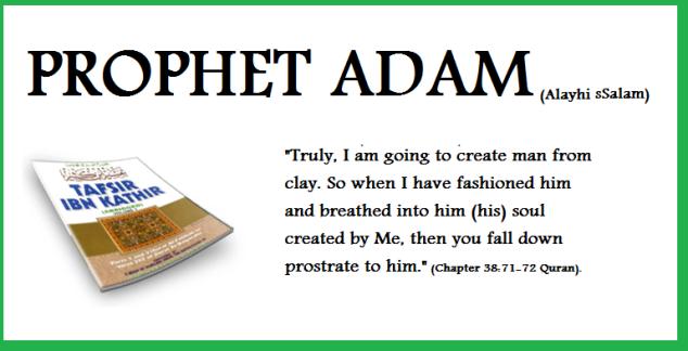 prophet adam